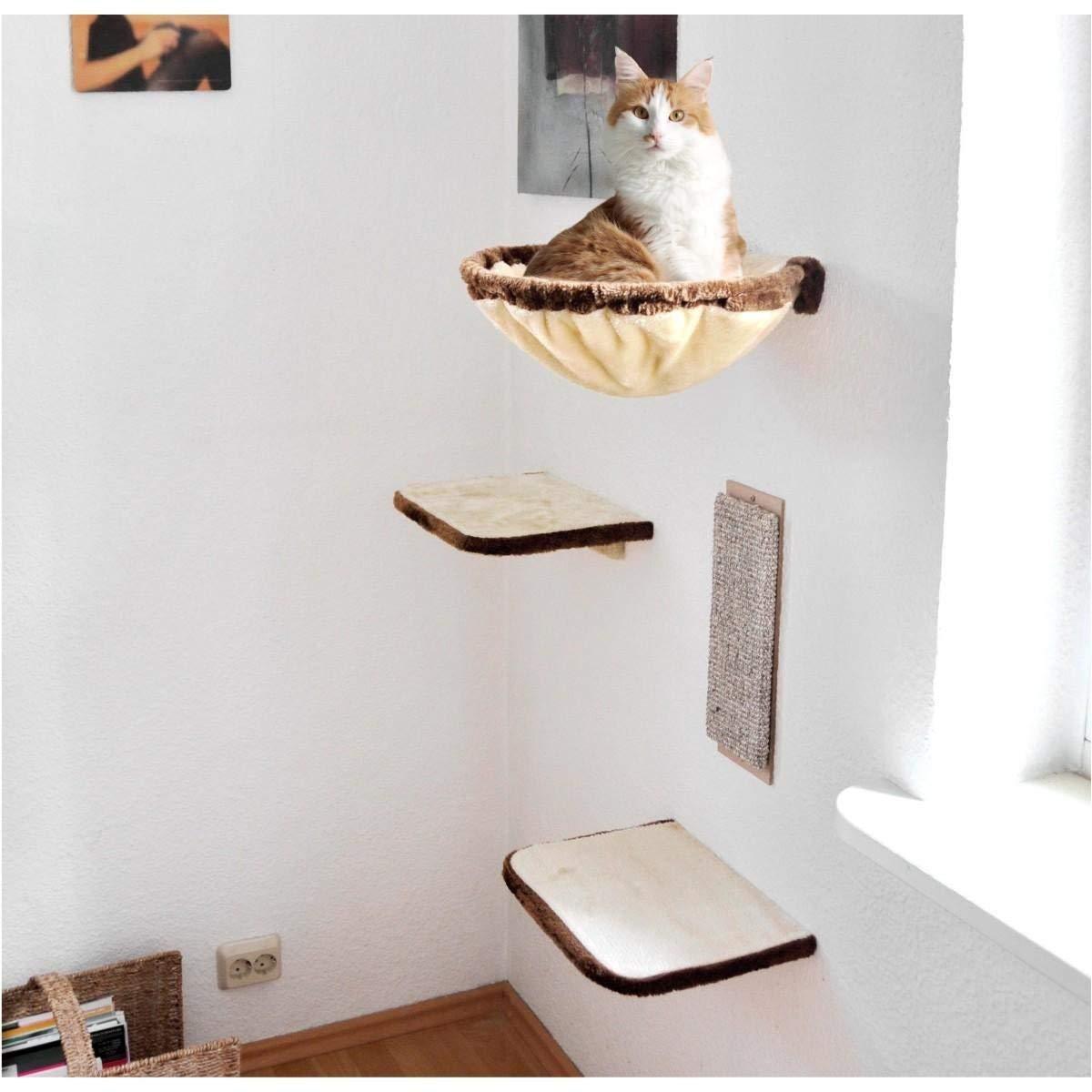 Arbre A Chat Mural Design choisir un arbre à chat mural - guide d'achat d'arbre à chat